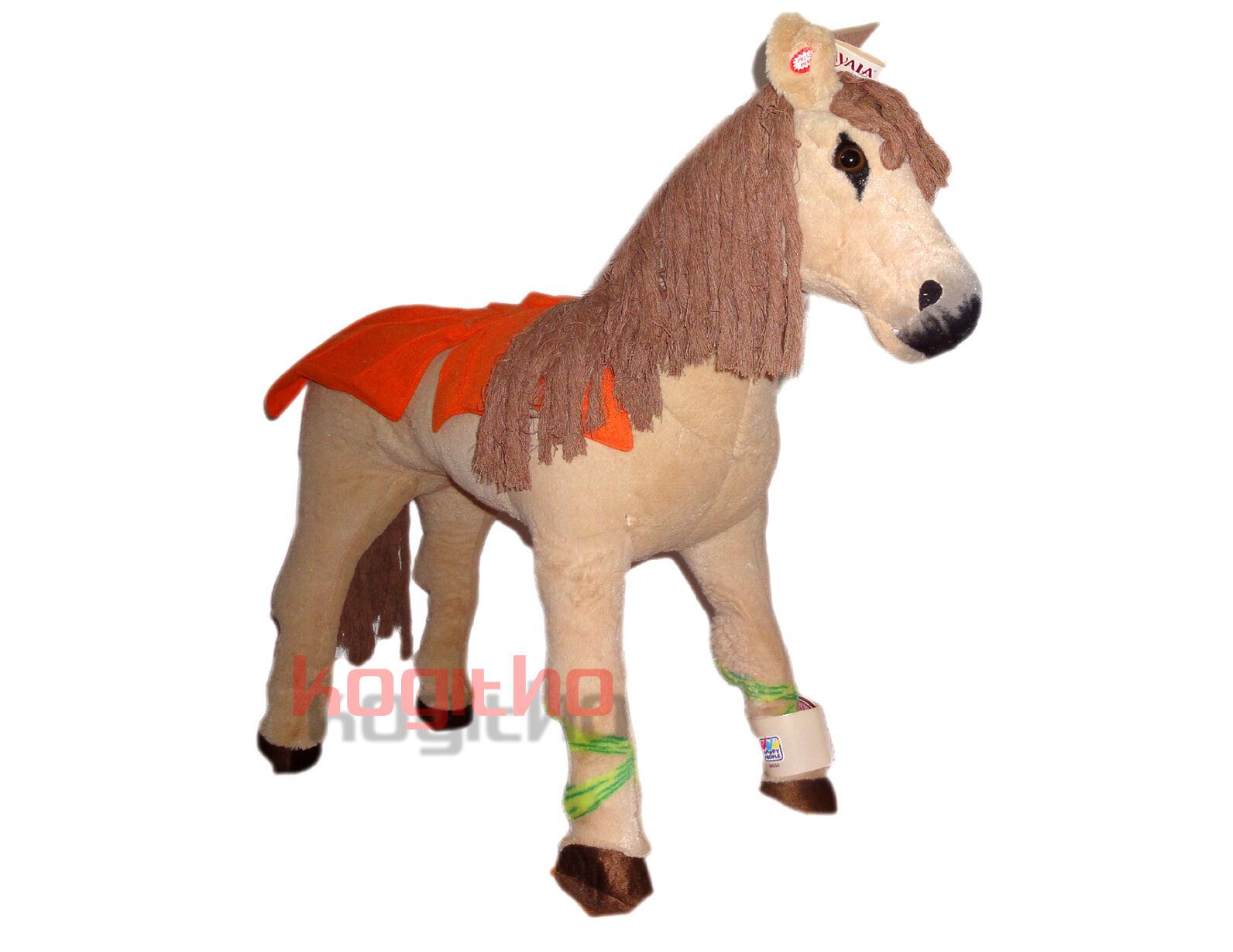 Horse ritterpferd BAYALA BAYALA BAYALA SCHLEICH Game Riding Sound Animal 80cm cd95d5