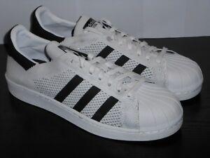 9d747fe75a64da Das Bild wird geladen Adidas-Superstar-PK-Herren-Trainer-Schuhgroesse-UK-11-