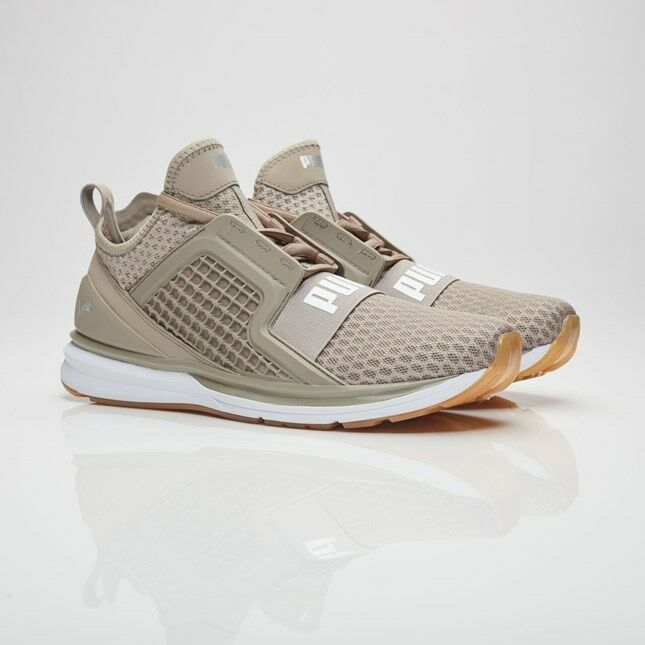 Puma Ignite Limitless 189495-02 Vintage Khaki Men Sizes NEW 100% Authentic