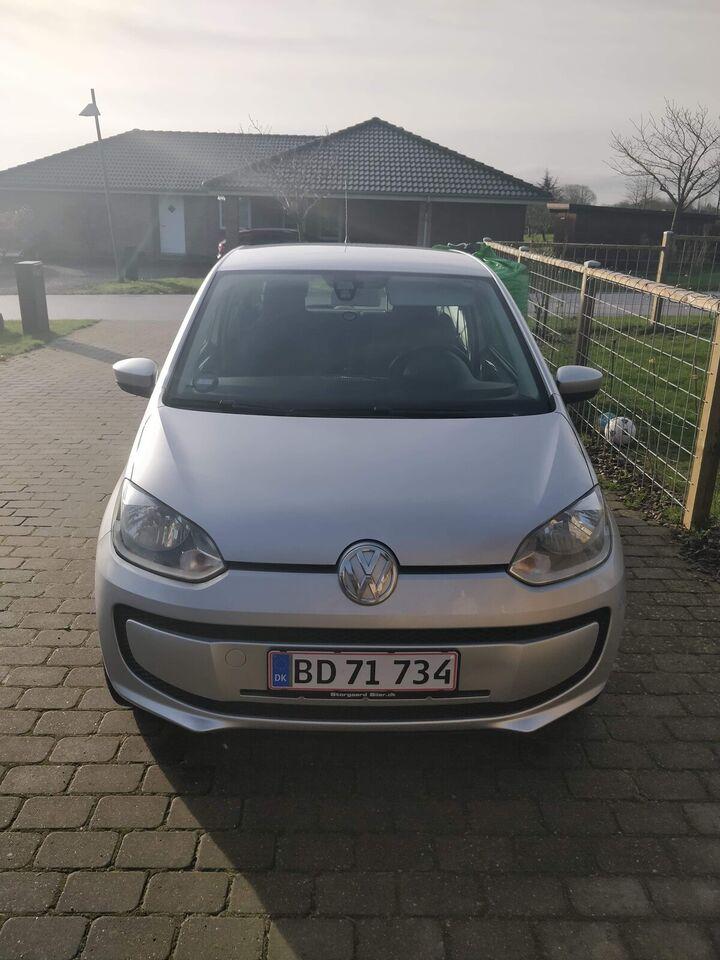 VW Up!, 1,0 60 Black Up!, Benzin