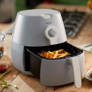 Details zu New Philips Airfryer with Rapid Air Technology for Healthy Cooking, Baking