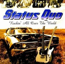 Status Quo Rockin' all over the world (compilation, 14 tracks) [CD]