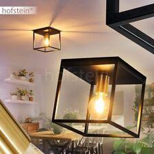 Flur Dielen Beleuchtung rosegold Wohn Schlaf Leuchten Decken Lampen 2-flammig