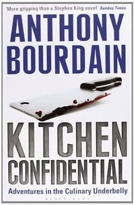 Exceptional Image Is Loading Kitchen Confidential Anthony Bourdain 9780747553557 Awesome Ideas