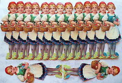 •.★.• Bequem Und Einfach Zu Tragen •.★.• Alte Oblatenbilder Glanzbilder Aus Bäckereiauflösung 62
