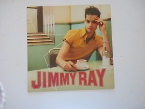 Jimmy-Ray-Are-You-LP-Record-Photo-Flat-12x12-Poster