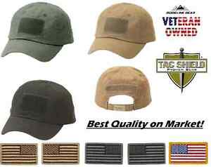 Tac Shield  Quality  Tactical Contractor Operator Ball Cap   Hat w ... 869e578b083