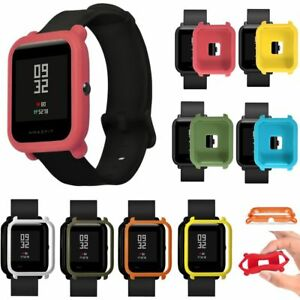 TPU-Protection-Full-Case-Cover-Protect-Shell-For-Huami-Amazfit-Bip-Youth-Watch