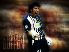 POSTER GIGI BUFFON JUVENTUS JUVE SOCCER CALCIO FOOTBALL