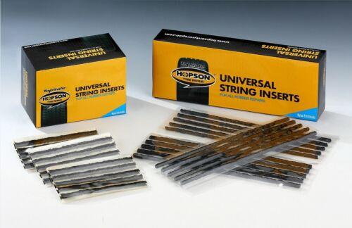 "Tyre Puncture Repair String For Tubeless Tyre Repairs 4/"" Pack Of 60"