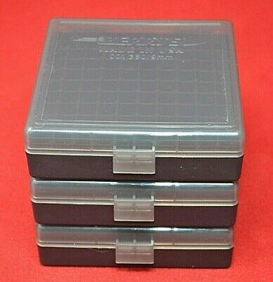 //380 Auto Made in USA Berrys Patronen Box Ammo Box 100 Stk 9mm Luger Para
