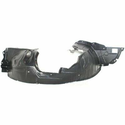 New RH Side Front Inner Fender Splash Shield Liner Fits Nissan Versa NI1249114