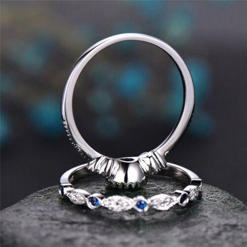 Luxus Kristall Stein Ringe Für Frauen Schmuck Verlobungsringe Hochzeitsgeschenk