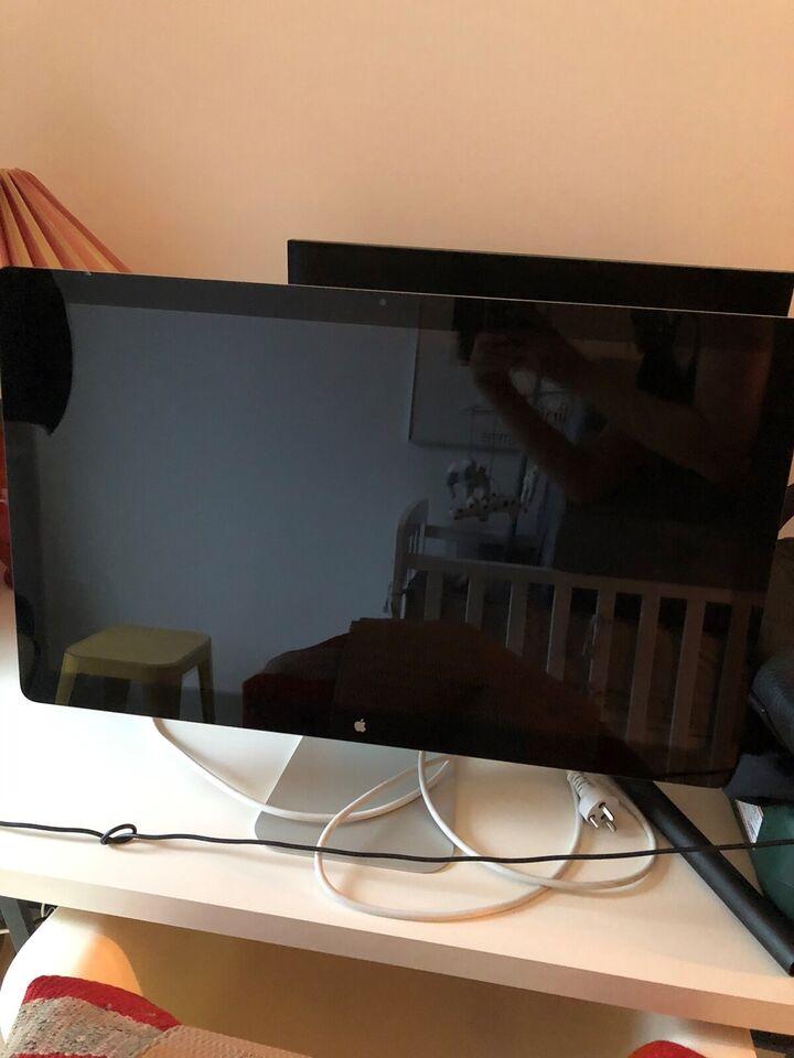 Apple, fladskærm, Apple Thunderball display