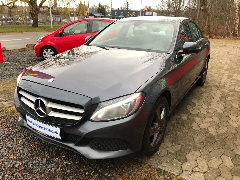 Mercedes C220 d 2,2 Avantgarde aut. 4d