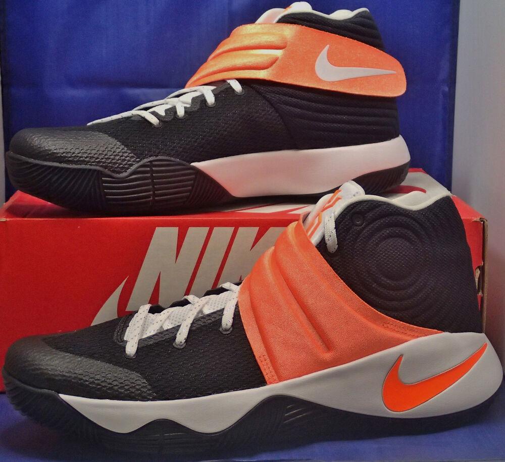 Nike homme Lebron XII 12 iD  Varsity Violet-Orange-Bleu  SZ 14 ( 728709-981)