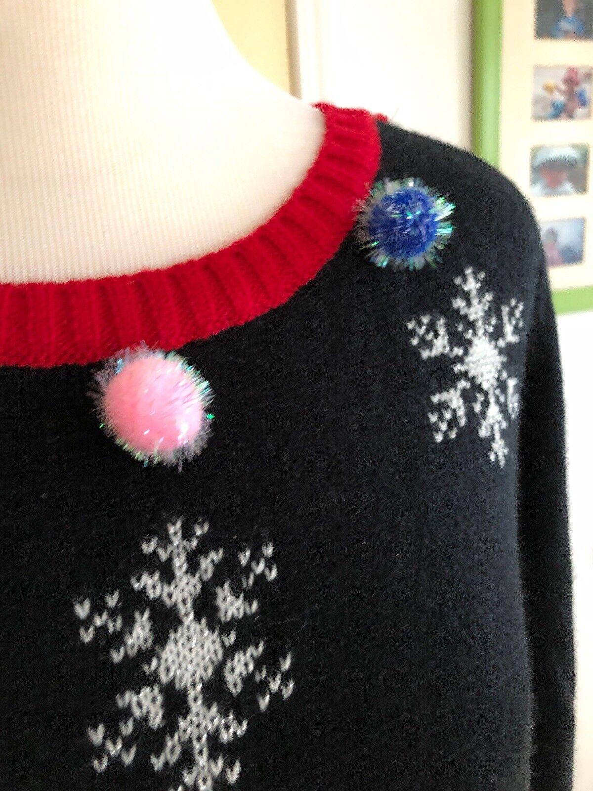 33Degrees Llama Llama Llama Ugly Christmas Sweater Size M Epic Ugly 8eb1e8