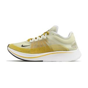 84ccfd38bcd2d Nike Zoom Fly SP  Dark Citron  AJ9282-300 100% AUTHENTIC Men Running ...