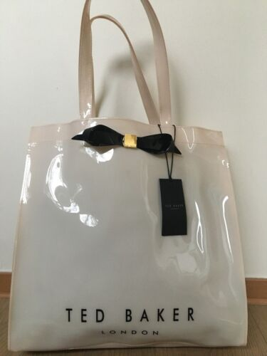 Ted Baker cream bag large bag new with tags