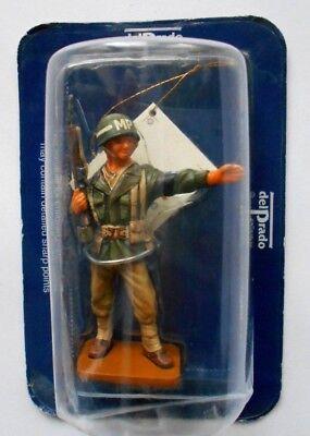 Soldatino Caporal Mil.police 9 Air Force Usa 1944- Del Prado [044]