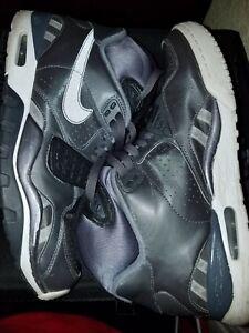 Ii Trainer 9 Air Sc Grigio 886061030817 metallizzato Nike Jackson Taglia 5 2 Bo tqAR5xcwF