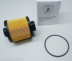 Lamborghini oil filter