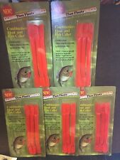 COMBINATION FLOAT /& FISH CALLER PACK of THOS FLOATS CRAPPIE 1 BOBBERS