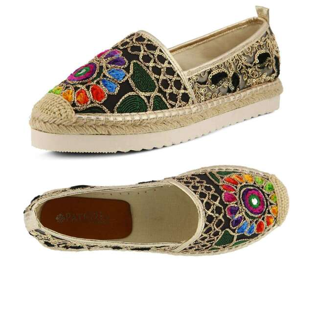 Loafers Women Espadrille Shoes