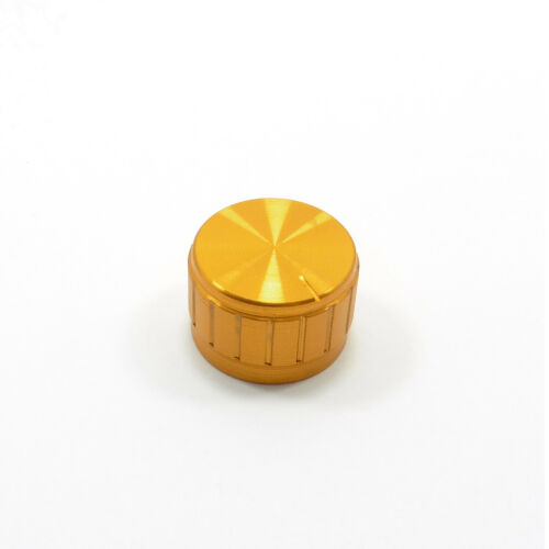 PUSH a Manopola per Potenziometro ALUMINUM CAP 26mm diversi colori