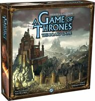 A Game Of Thrones: The Board Game 2nd Second Edition [fantasy Flight, Strategy]