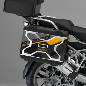 kit 2 schutz klebstoff koffer bmw vario r 1250 gs exlusive. Black Bedroom Furniture Sets. Home Design Ideas
