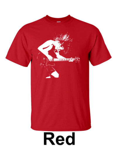 Angus Young T Shirt AcDc Let There Be Rock TNT Highway to Hell