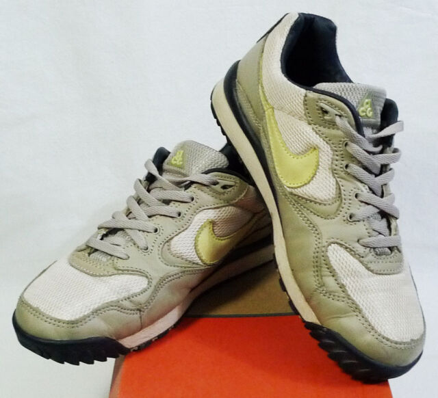 2dcc38d04d2a9 Vintage Nike Air Wildwood ACG Trail Running Hiking SNEAKERS Size 8 ...