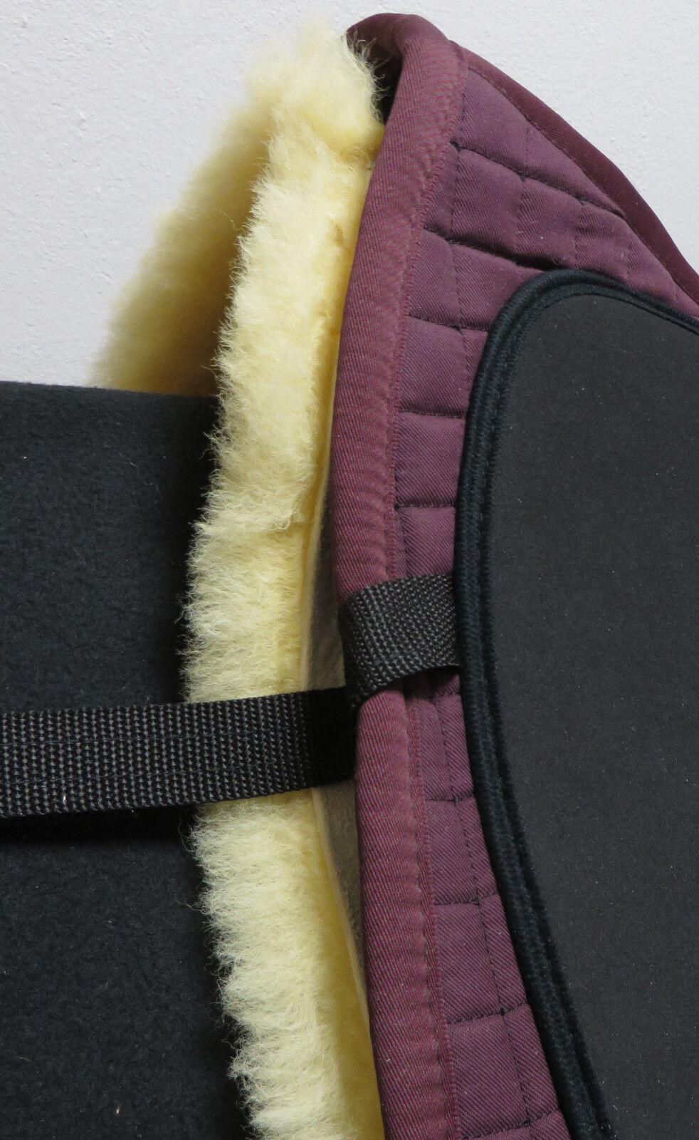 Barock Schabracke Walnuß polsterbaren Taschen Taschen Taschen Lammfell möglich Deuber&Partner 918c55