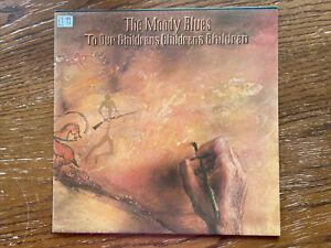 VINYL LP The Moody Blues To Our Children's Children's Children Threshold Ex/Nm