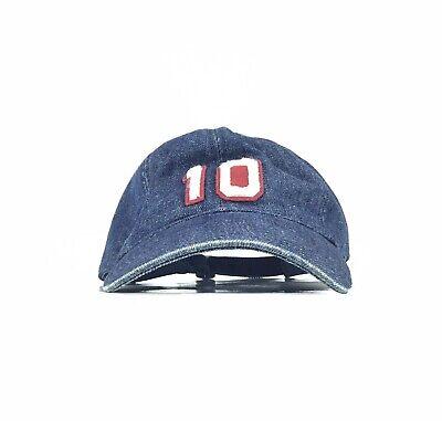 NWT Blue Denim Color Chambray Baseball Cap J Crew Men/'s//Women/'s//Unisex