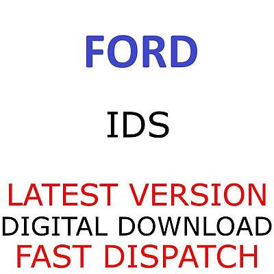 JUNE 2018 Ford IDS V109 05 Main Dealer Software VMware & C81 Calibration  Files | eBay
