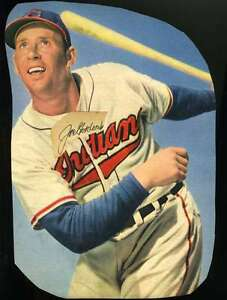 Joe-Gordon-Jsa-Coa-Cert-Authentic-Hand-Signed-6x9-Cut-Photo-Autograph