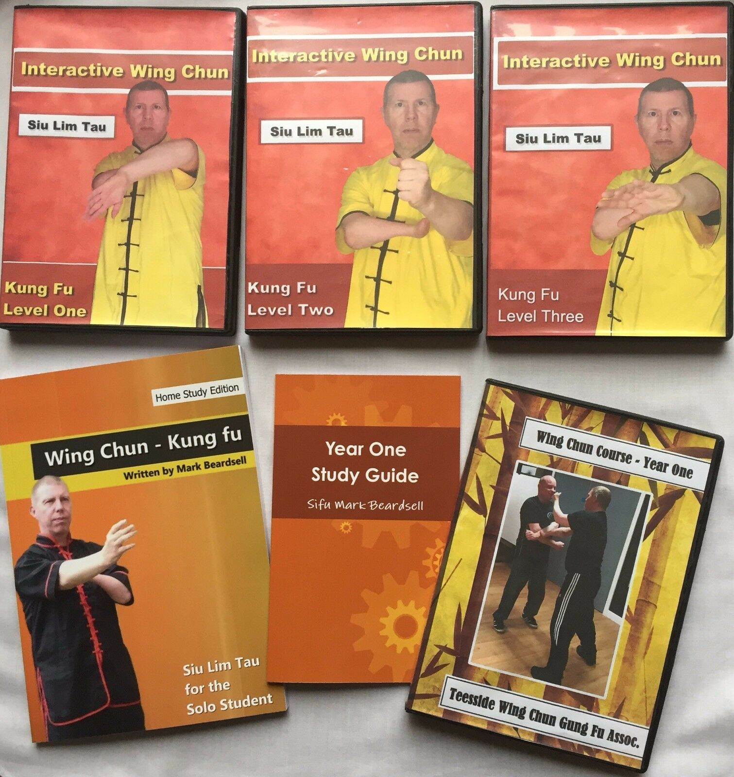 Full HD -1080 - Your ULTIMATE Wing Chun Kung Fu - Home Study Course - Year 1