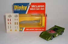 Dinky Toys No. 223, MaLaren M8A Can Am, - Superb