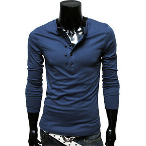 TheLees-NWT-Mens-casual-unique-design-slim-fit-T-shirts-Tshirts-Tee-Collection