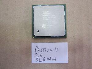 Procesador-Intel-Pentium-4-2-6-GHz-SL6WH-Socket-478-CPU-FUNCIONANDO
