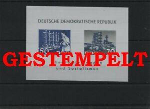 Germany-GDR-vintage-yearset-1963-Mi-Block-18-Postmarked-Used-More-See-Shop