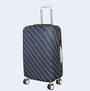 Farbiger Kofferbezug mit Motiv Kofferhülle Reise Koffer Schutz Bezug Hülle
