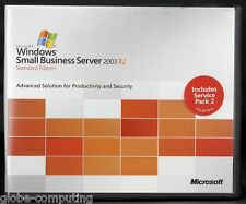 Microsoft Windows Small Business Server SBS 2003 R2 Standard Edition T72-01411