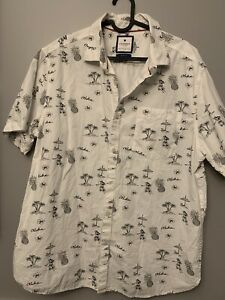 cactus-man-ricky-singh-Hawaiian-Shirt-Size-XL-Slim-Fit