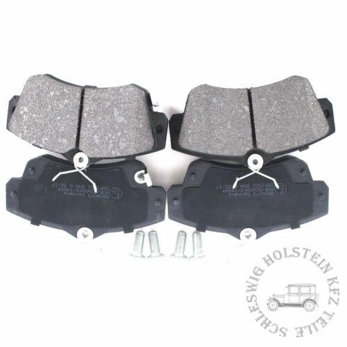 BB.8073 Bremsbelagsatz Brake pads Vorderachse CHRYSLER PT CRUISER BJ 06.00-09.10