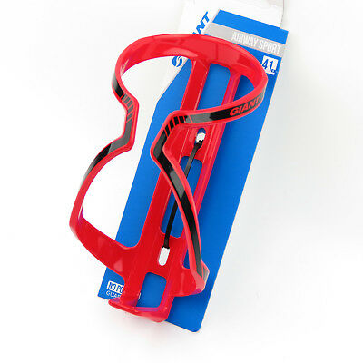 Black x Red 490000087 Airway Sport Bike Bicycle Cycling Water Bottle Cage
