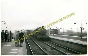 Didcot Railway Station Photo GWR. Cholsey to Steventon and Culham Lines 4