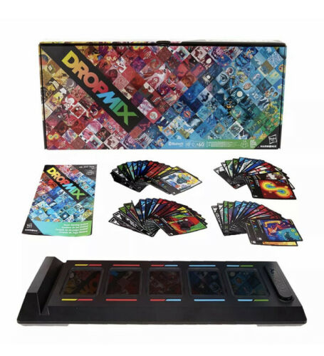 Hasbro DropMix Music Mixing Gaming System New